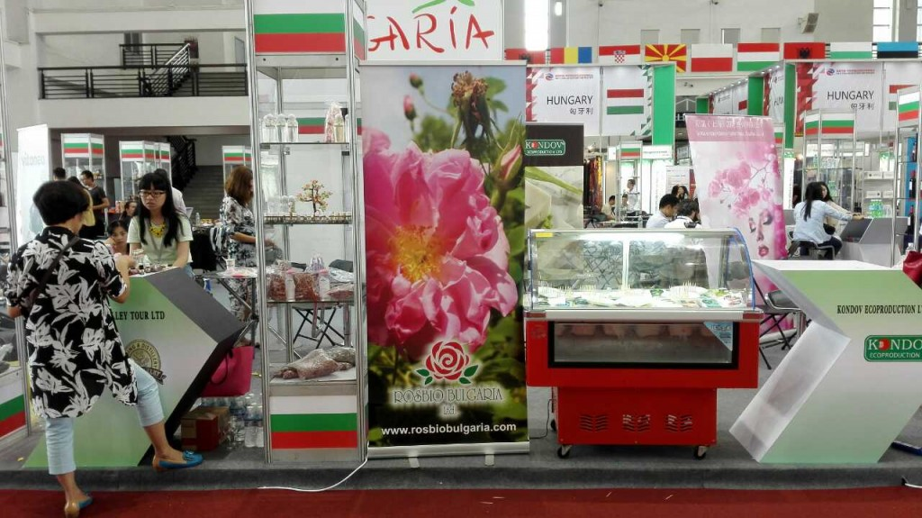 Rose Drops of Eurounico is part of China-CEEC Investment and Trade Expo Ningbo