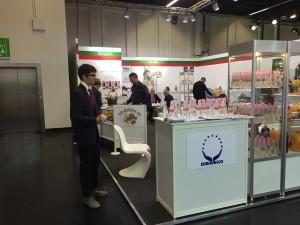Anuga Cologne Exhibition and Rose Drops