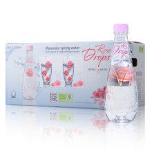 Изворна вода с екстракт от роза