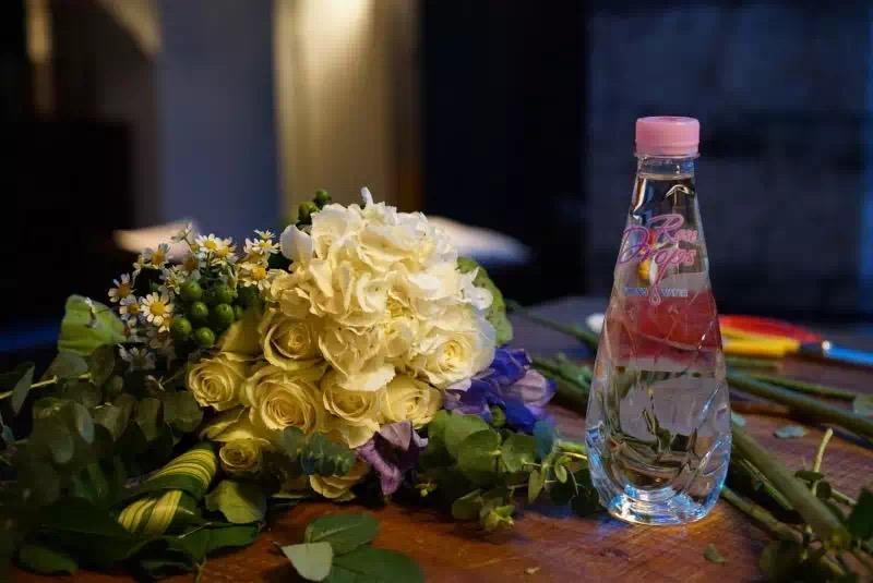 Rose water moisturizer